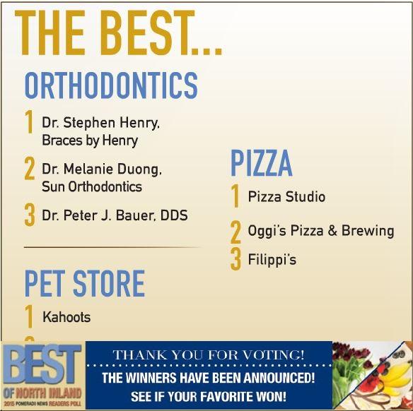 #1 Best Orthodontist Award 2015- Align Orthodontics