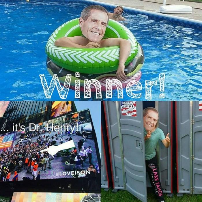 Boretto Family Contest Winners