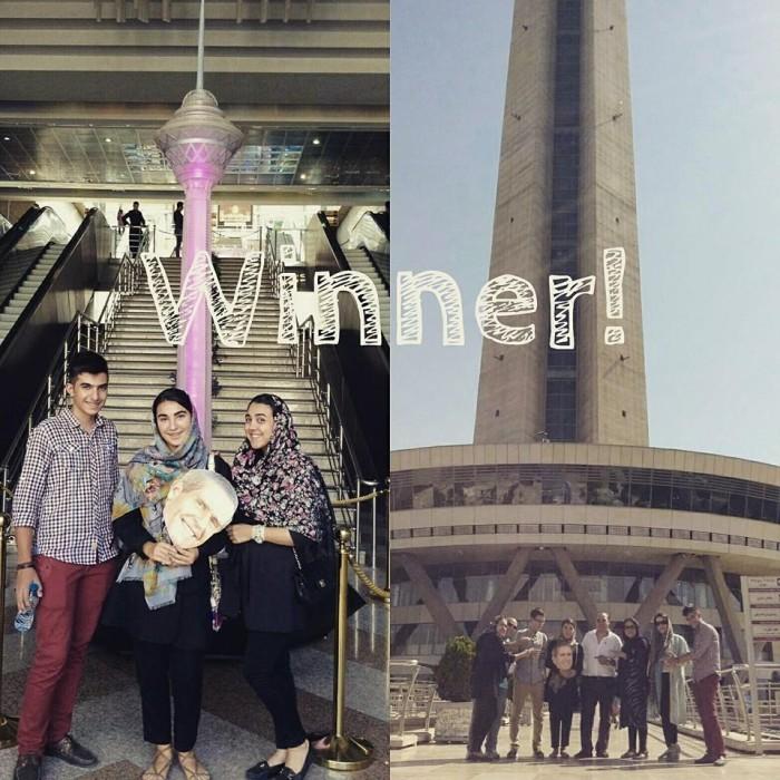 Sabrina D Furthest Travelled Winner