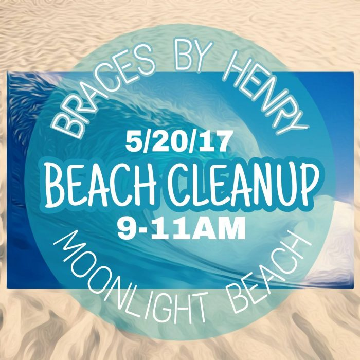 Align Orthodontics Beach Cleanup