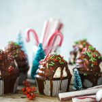 cupcake holiday treats with braces